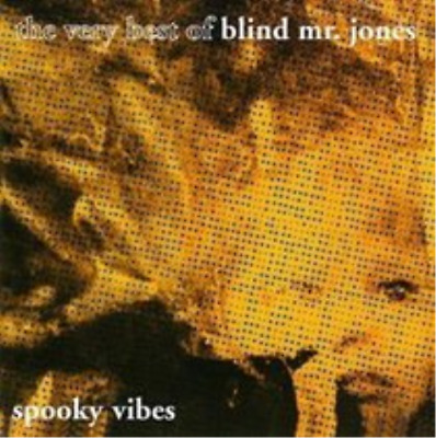 Blind Mr. Jones-Spooky Vibes - The Very Best Of...  (US IMPORT)  CD NEW