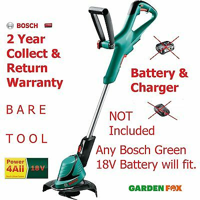 BARE TOOL Bosch ART 26-18Li CORDLESS Battery Strimmer 06008A5E01 3165140850452#v