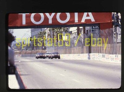 1979 Toyota Pro/Celebrity Race - Bruce/Caitlyn Jenner Winner - Vtg 35mm Slide