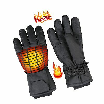 Heated Thermal Gloves Men & Women - Electric Battery Operated Heating Gloves ...