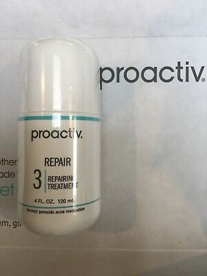 Proactiv 4 fl oz/120 mL Repairing Treatment Lotion 4oz 120 Day exp 07/19