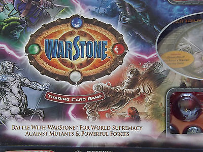 Warstone Battle Box Trading Card game. New. Free P&P. Duncan Toys Co.