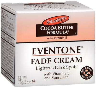 3 Pack Palmers Cocoa Butter EVENTONE FADE CREAM Dark Spot Corrector 2.7oz Each eos Evolution of Smooth Limited Edition Holiday  Lip Balm with DIY Decorative Jeweled Stickers, 3 count