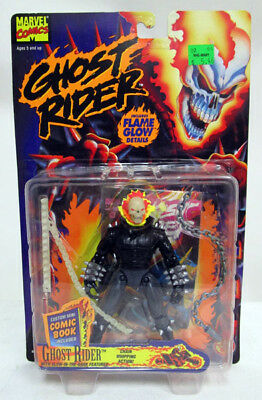 1995 Toy Biz Ghost Rider Action Figure NMOC