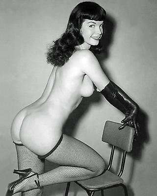Vintage Pin Up Bettie Page Excellent Photos Sexy Hot 1950's 8 x 10
