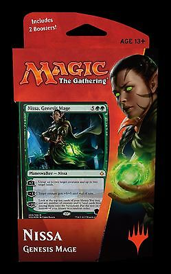 MTG Magic - Hour of Devastation - Planeswalker Deck - Nissa, Genesis Mage