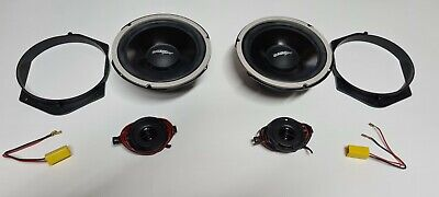 PHONOCAR 2/642 COPPIA ALTOPARLANTI WOOFER 13cm 100W 4ohm