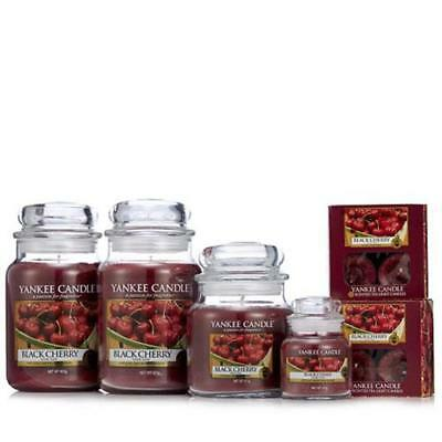 Yankee Candle 28 Piece Collection Black Cherry