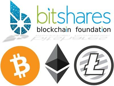 10 BitShares BTS Crypto Currency BEST PRICE FAST!- BTC Decentralized Exchange