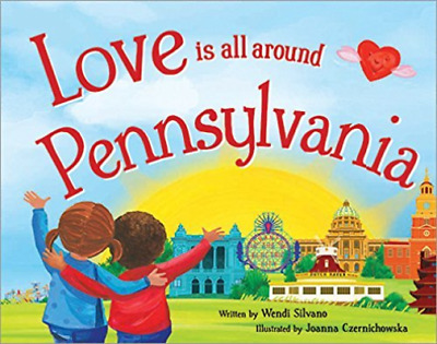 Silvano Wendi/ Czernichowsk...-Love Is All Around Pennsylv (US IMPORT)  BOOK NEW