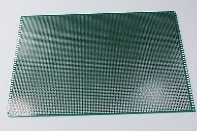 Double Sided PCB Universal Proto Perf Board Through Plated 20x30cm USA  Ship