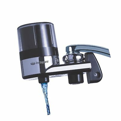 InstaPure F2BCT3P-1ES Faucet Mount Water Filter System Chrome 1