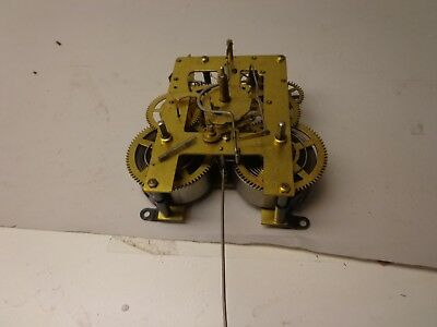 Antique Kitchen Clock Movement Made In Portugal
