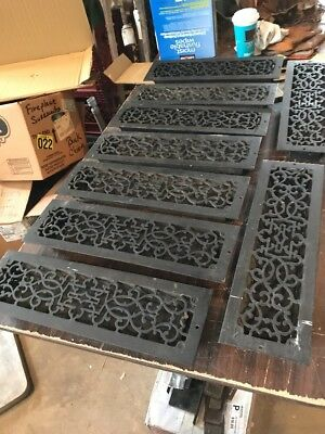 Trinity 17 available price separate antique floor or wall mount heating Grate