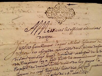 An Important Letter 1772