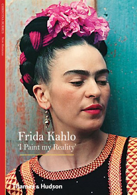 Frida Kahlo by Christina Burrus New Paperback Book