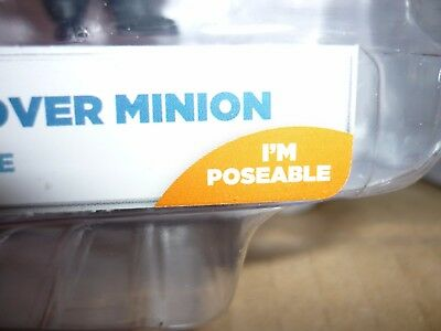 Despicable Me Minion Poseable Figures - Set of 6 Minions