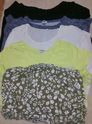 Old Navy xxl T Shirts Lot Of 5