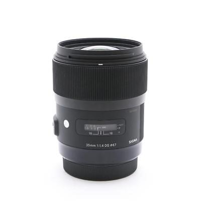 New SIGMA 35mm f/1.4 DG HSM Art Lens for CANON EF