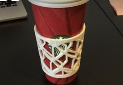 starbucks cup sleeve for hot coffee or tea