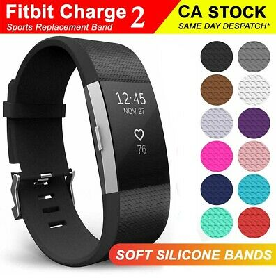 Various Luxe Band Replacement Wristband Watch Strap Bracelet Fitbit Charge 2
