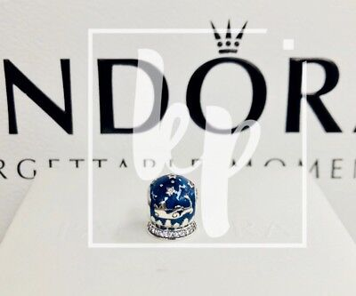 Pandora Christmas Night Charm S925 ALE 796386EN63 - Sale Price (With Gift Pouch)