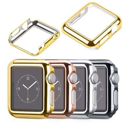 38/42m protection Case Cover For Apple Watch series 2 3 iwatch Edition.