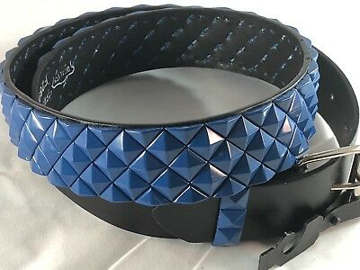 PYRAMID Studded MENS & WOMENS belts Small/Medium/Large/Xt Large Many Color