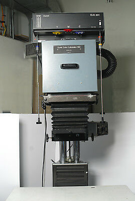 Durst L184 10x10 enlarger with CLS 301 colorhead