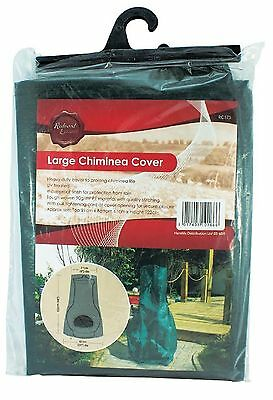 Chiminea Cover Waterproof Large Outdoor Garden Patio Chimnea Protective Rain