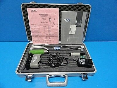 Karl Storz N8500 Bright Blades Set W/ Case (Anesthesia/ Intensive Care) ~ 13940