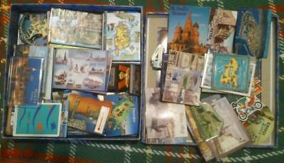 Fridge Magnets - Souvenirs from Many World Cities