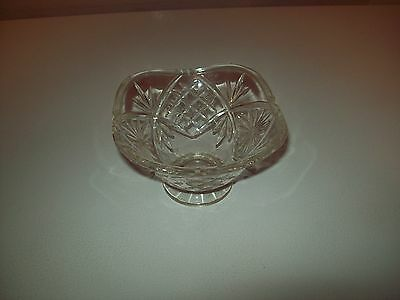 Glass Small Candy Dish