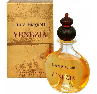 Laura Biagiotti Venezia 75 ml EAU DE PARFUM Natural Spray EdP NEU & OVP
