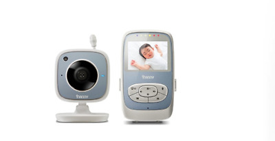 iNanny NM204 Digital Video Baby Monitor with 2.4-Inch LCD Display
