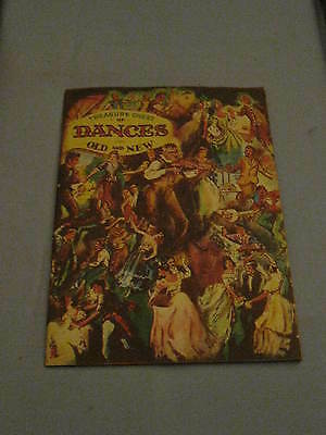 Vintage Treasury Chest Of Dances Old And New Music Book 1937