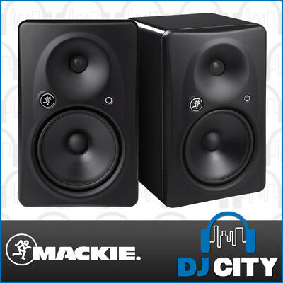 "HR824MK2 Mackie 8"" Pro Studio Monitor Pair (Open Box)"