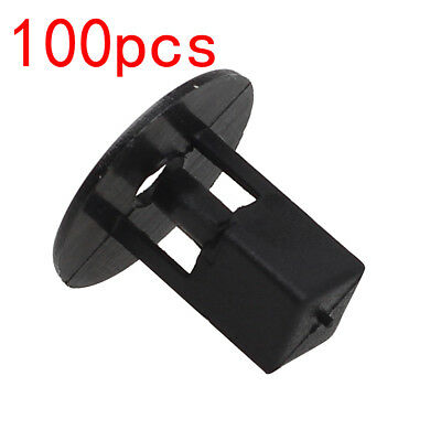 100 For Screw Mounting Grommet Trim Clip Wheelarch Inner Guard Bumper Nut
