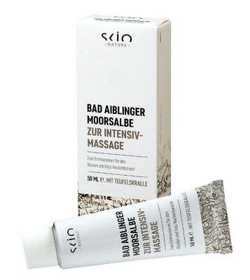 Moorsalbe Bad Aiblinger zur Intensiv Massage 50ml PZN: 6090607