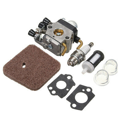 Carburetor Carb Spark Air Filter Gasket For FS55R FS55RC KM55 HL45 KM55R Trimmer