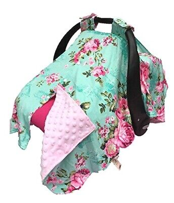 baby car seat canopy baby infant carseat canopy Cover blanket fit all seat NEW!