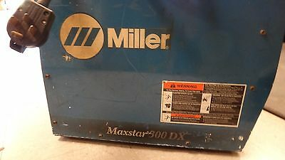 Miller Maxstar 300 Dx Welder! Machine Only!!! Professionally Tested!