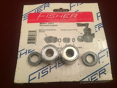 FISHER 34673 EZ Install Adapter Kit