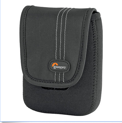 Lowepro Dublin 30 Slim Profile Pouches for Cameras and Compact Video - Black