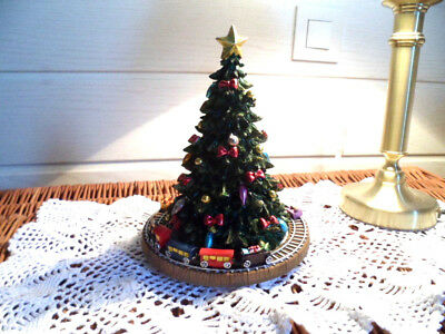 Spieluhr Tannenbaum Melodie  *We Wish you a merry Christmas ......mit Zug..
