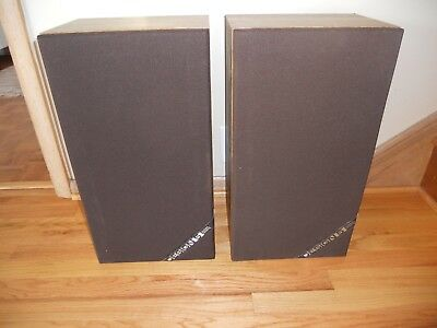 Vintage Altec Lansing design 5 speakers 2 ways retro vintage audiophile