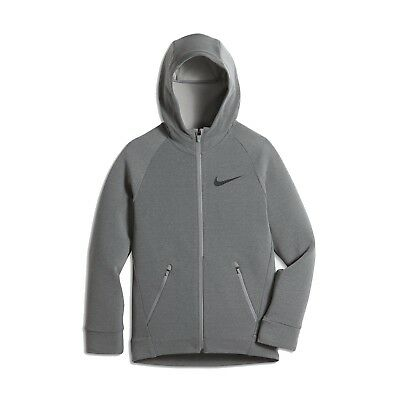 Nike Tech Full Zip Hoody Junior Boys 832544 039 Size L