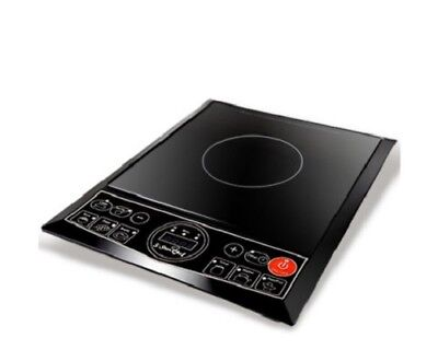 2000W Portable Induction Digital LED Electric Single Hot Plate Cooktop Stove