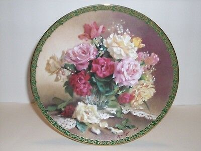 Victorian Beauty Vieonne Morley Romantic Roses W. S. George