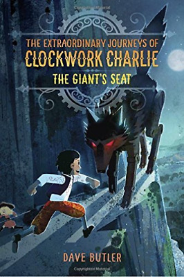 Butler Dave-The Giant`S Seat  (US IMPORT)  HBOOK NEW